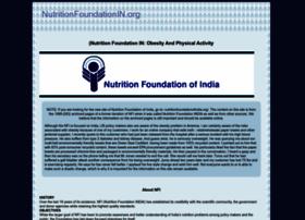 nutritionfoundationin.org