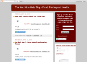 nutritionhelp.blogspot.com