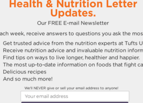 nutritionletter.tufts.edu