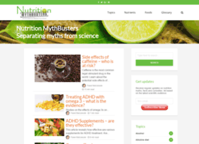 nutritionmythbusters.com