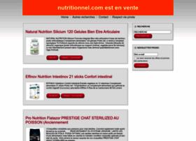 nutritionnel.com