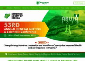 nutritionnigeria.org