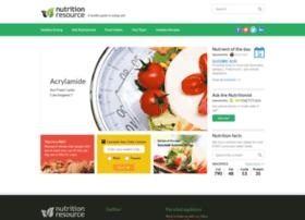 nutritionresource.com