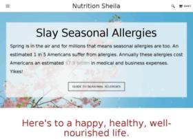 nutritionsheila.com