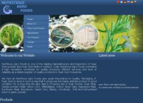 nutritiousgum.com