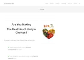 nutritiousme.com
