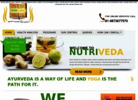 nutrivedas.com