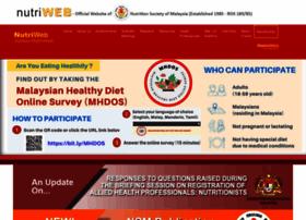 nutriweb.org.my