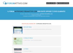 nutrizione.forumattivo.com