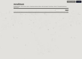 nuudman.tumblr.com