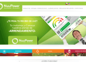 nuupower.mx