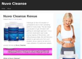 nuvocleanse-france.com