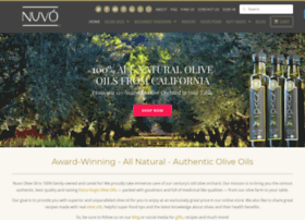 nuvooliveoil.com