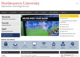 nuweb5.neu.edu