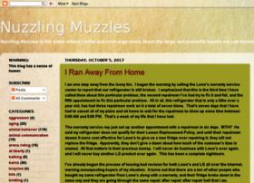 nuzzlingmuzzles.blogspot.com