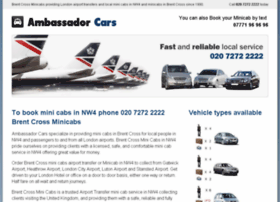 nw4minicabs.co.uk