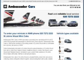 nw8minicabs.co.uk