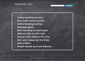 nwbank.com