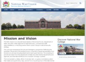 nwc.ndu.edu