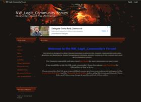 nwlegitcommunity.shivtr.com