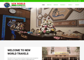 nworldtravels.com
