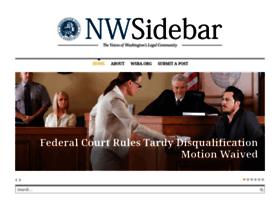 nwsidebar.wsba.org