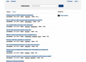 nwtech.libanswers.com