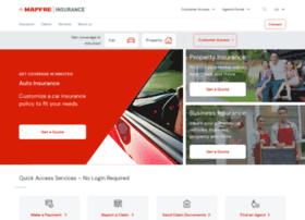 ny.mapfreinsurance.com
