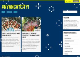 nyancatcity.myshopify.com
