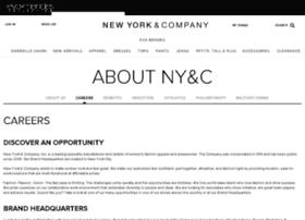 nyandcompanycareers.com