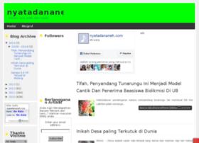 nyatadananeh.blogspot.com