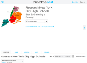 nyc-high-schools.findthebest.com