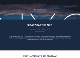 nyc.3daystartup.org