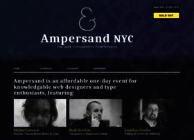 nyc.ampersandconf.com