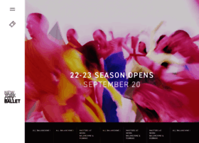 nycballet.com