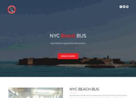 nycbeachbus.com