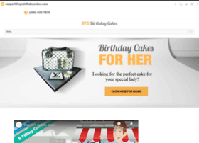 nycbirthdaycakes.com