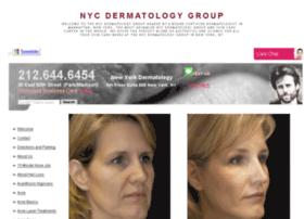 nycdermatologygroup.org