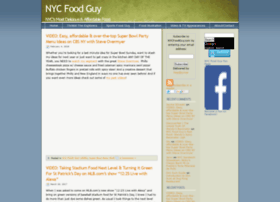 nycfoodguy.com
