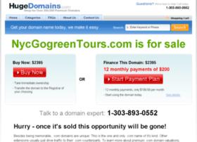 nycgogreentours.com