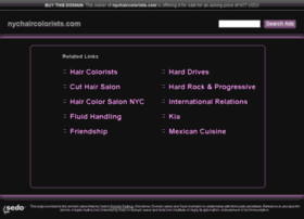 nychaircolorists.com