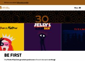 nycitycenter.org