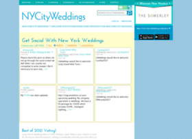 nycityweddings.com
