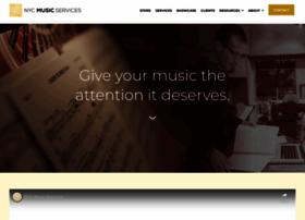 nycmusicservices.com