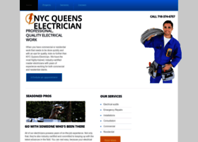 nycqueenselectrician.com