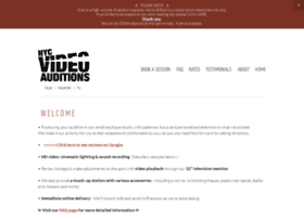 nycvideoauditions.com