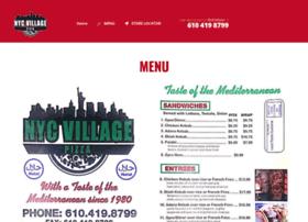 nycvillagepizza.com