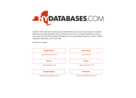 nydatabases.com