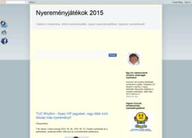 nyeremenyjatek-1.blogspot.com