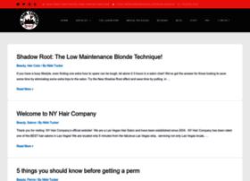 nyhaircompany.com